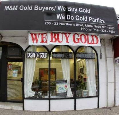 Best Gold Jewelry Buyers - Queens LI | M&M Gold Buyers